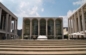 Metropoltian Opera House